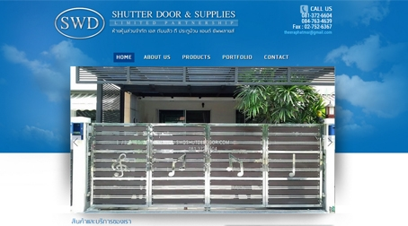 SWD SHUTTER-DOOR AND SUPPLIES